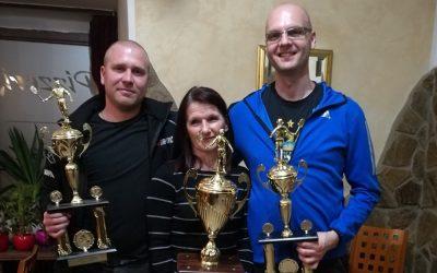 V šesti sezoni Koroškega pokala v badmintonu na vrhu moške konkurence nova imena!